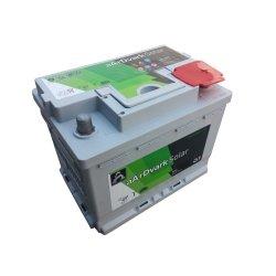 Μπαταρία Βαθιάς εκφόρτισης Φωτοβολταϊκών aArDvark Solar 12SOLAGM60 60Ah AGM