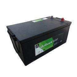 Μπαταρία Βαθιάς εκφόρτισης Φωτοβολταϊκών aArDvark Solar SMF 12SOLSMF240 240Ah