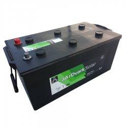 Μπαταρία Βαθιάς εκφόρτισης Φωτοβολταϊκών aArDvark Solar 12SOL230 230Ah