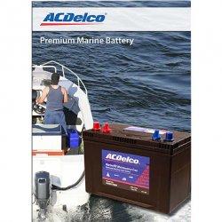 Μπαταρίες Marine ACDelco