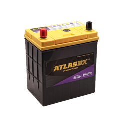 Μπαταρία AtlasBX High Performance UMF55B19R 45Ah
