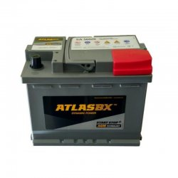 Μπαταρία AGM START-STOP ATLASBX SA 56020 60AH 680A