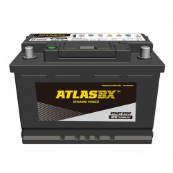 Μπαταρία EFB START-STOP ATLASBX SE 57010 70AH 650A
