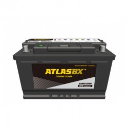 Μπαταρία EFB START-STOP ATLASBX SE 58010 80AH 730A