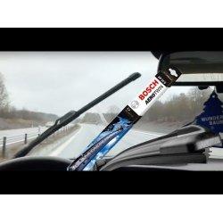 Φθαρμένοι υαλοκαθαριστήρες; Οι Bosch AeroTwin θα σας σώσουν!