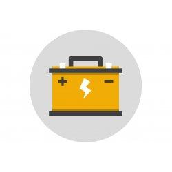Η ηλεκτρεγερτική δύναμη και η εσωτερική αντίσταση μπαταριών αυτοκινήτου