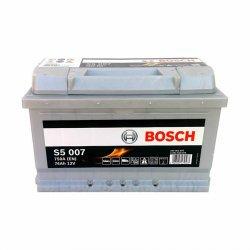 Μπαταρία Αυτοκινήτου BOSCH S5007 74AH 750A 278mm x 175mm x 175mm