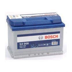Μπαταρία Αυτοκινήτου BOSCH S4008 74AH 680A 278mm x 175mm x 190mm