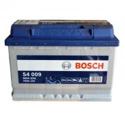Μπαταρία Αυτοκινήτου BOSCH S4009 74AH 680A 278mm x 175mm x 190mm