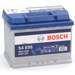 Μπαταρία Αυτοκινήτου EFB Start-Stop BOSCH S4E05 60Ah