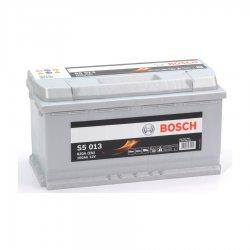 Μπαταρία Αυτοκινήτου BOSCH S5013 100AH 830A 353mm x 175mm x 190mm