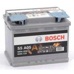 Μπαταρία Αυτοκινήτου AGM Start-Stop BOSCH S5A05 60Ah