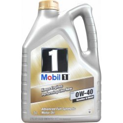 Mobil 1 Fs 0W-40 5lt Advanced Fully Synthetic