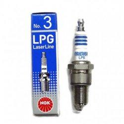 Μπουζί NGK LPG3 για υγραέριο