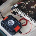 Έξυπνος Βιομηχανικός Φορτιστής Συντηρητής NOCO GX4820 48V 20A