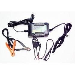 Έξυπνος Φορτιστής SKYRICH HBC-LF0202 12V/2A Λιθίου
