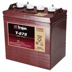 Μπαταρία Trojan T-875 8V