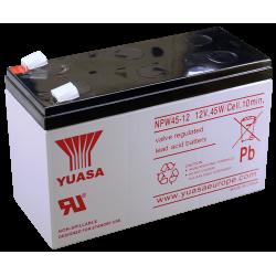 Μπαταρία  YUASA VRLA - AGM 12V 8.5Ah (NPW45- 12)
