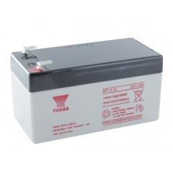 Μπαταρία  YUASA VRLA - AGM 12V 1.2Ah (NP1.2 - 12)