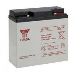 Μπαταρία  YUASA VRLA - AGM 12V 17Ah (NP17 - 12)