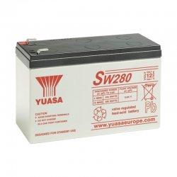 Μπαταρία  YUASA High Rate VRLA 12V 7Ah (SW280)