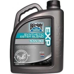 Bel-Ray EXP Synthetic Ester Blend 4T 10W-40 4lt