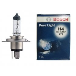 Λάμπα Bosch H4 Pure Light - 1987302041
