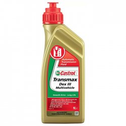 Castrol ATF Transmax Dex III Multivehicle 1lt