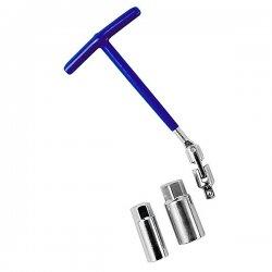 Μπουζόκλειδο Διπλό (16mm+21mm) Lampa 65881