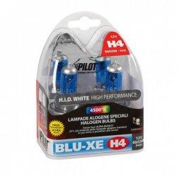 Lampa H4 XENON-BLUE 12V/60-55W 92mm 4.500Κ 2τμχ