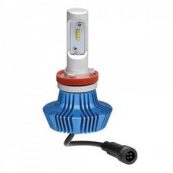 Lampa H11 10-30V 25W HALO LED 8LED ZES CHIPS 1τμχ
