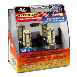 Λάμπες Lampa H7 Hyper-LED 12V 6500K 2τμχ
