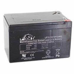 Μπαταρία συναγερμού/UPS VRLA - AGM Leoch LP12-12 12V 12Ah