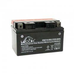 Μπαταρία MOTO Leoch EBZ10-BS 8.6Ah (YTZ10S-BS, TTZ10S-BS, TTZ10S-4, YTZ10-BS, YTZ10S, GTZ10S) AGM