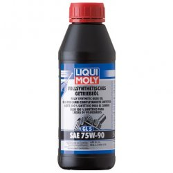 Liqui Moly Fully Synthetic Gear Oil 75W90 1L