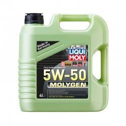 Λιπαντικό κινητήρα Liqui Moly Molygen New Generation 5W-50 4lt