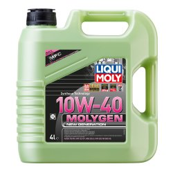 Λιπαντικό κινητήρα Liqui Moly Molygen New Generation 10W40 4lt