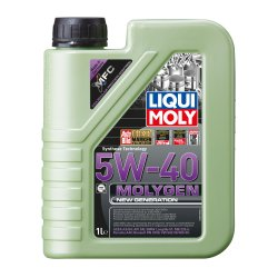 Λιπαντικό κινητήρα Liqui Moly Molygen New Generation 5W40 1lt
