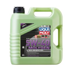 Λιπαντικό κινητήρα Liqui Moly Molygen New Generation 5W40 4lt
