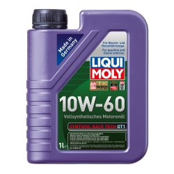 Λιπαντικό κινητήρα Liqui Moly Synthoil Race Tech GT1 10W60 1lt