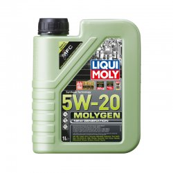 Λιπαντικό κινητήρα Liqui Moly Molygen New Generation 5W-20 1lt
