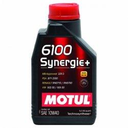 Λιπαντικό Motul 6100 Synergie+ 10W-40 1lt