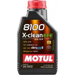 Λιπαντικό Motul 8100 X-clean EFE 5W-30 1lt