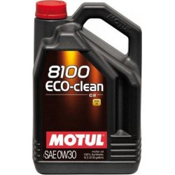 Motul 8100 Eco-Clean C2 0W-30 5lt