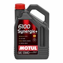 Λιπαντικό Motul 6100 Synergie+ 10W-40 4lt