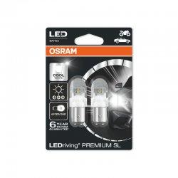 Λάμπες Osram LEDriving Premium P21/5W 1557CW-02B 2τμχ