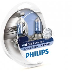 Λάμπες Philips CrystalVision H4