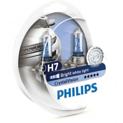 Λάμπες Philips CrystalVision H7