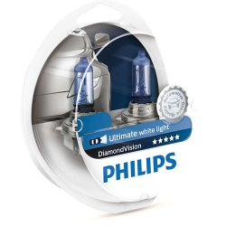 Λάμπες Philips DiamondVision H4