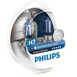 Λάμπες Philips DiamondVision H7